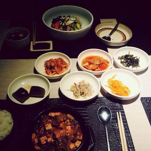 Food Kimchi Korean Food