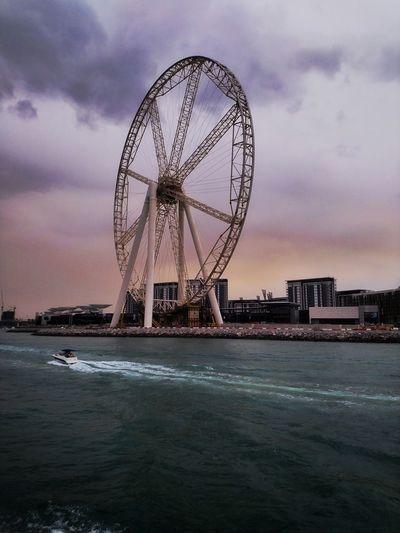Largest farers wheel Machine Wheels Cruze