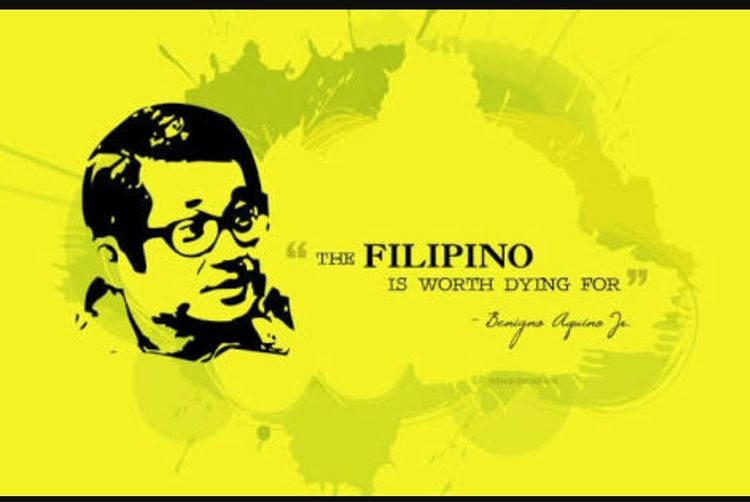 "#365 of #2017 Day 56 - 31st celebration of EDSA Revolution - also referred to as the Yellow Revolution due to the presence of yellow ribbons during the demonstrations following the assassination of Filipino senator Benigno ""Ninoy"" Aquino, Jr. It was widely seen as a victory of the people against the 20-year running authoritarian, repressive regime of then president Ferdinand Marcos, and made news headlines as ""the revolution that surprised the world"" Aquino Edsa Marcos Phillipines Revolution Yellow"