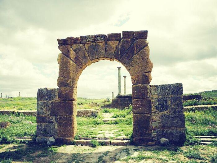 Eyeemtunisia Ruins Tunisia Romains