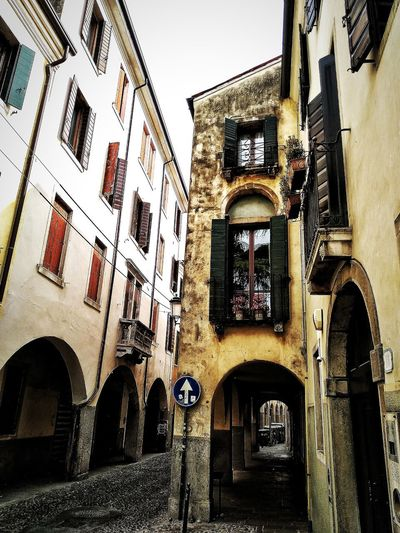 Padova, Aprile 2019 Hdr_Collection City City Street Arch Architecture Building Exterior Built Structure