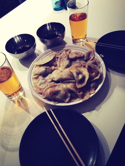 Chinese dumplings in Sweden Chinese Food Enjoying Life Asian Food