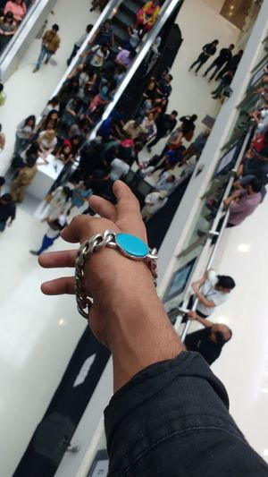 Salmankhan Braclet OberoiMall Saturdaymorning Beinghuman Hanging Out Cheese! Thats Me ♥ Enjoying Life Motog3photography