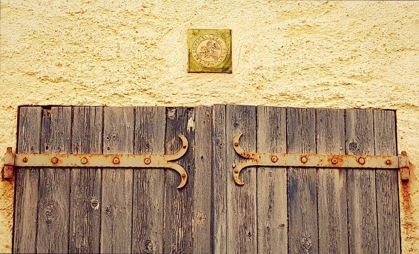 old door Wood