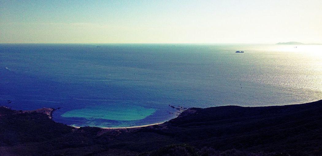 walking in the hills above Cala Arena Enjoying The Sun