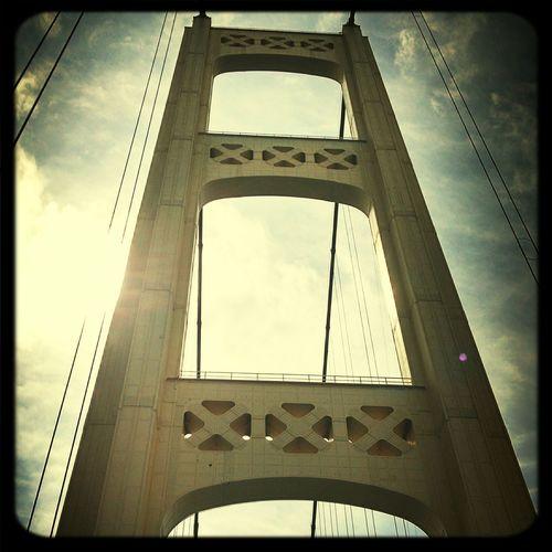 Mackinac Bridge Bridges Labor Day Bridge Walk Pure Michigan