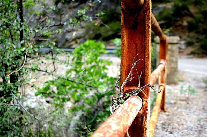 En La Carretera Pueblos De España Puentes Taking Photos
