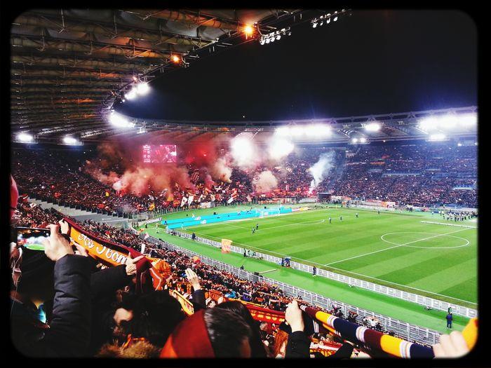 Roma - juve 1-0 juve merdaaaa!
