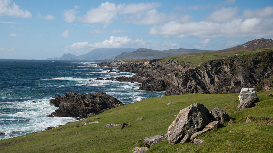 coast at Achill