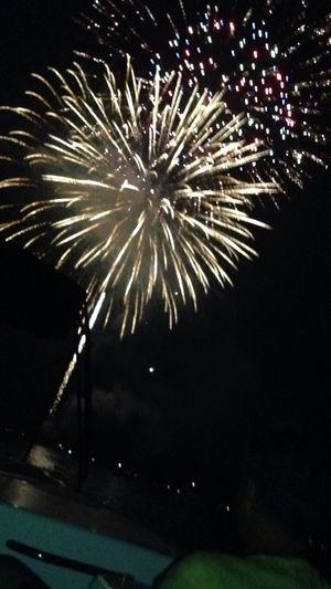 Light Up Your Life fireworks?