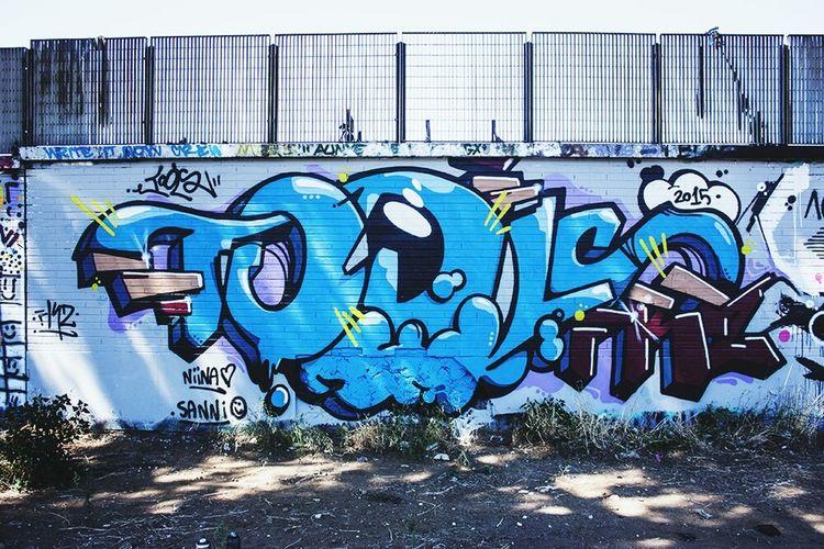 DANSLARUE Graffitijam Graffiti Aerosolart Toolsfkz