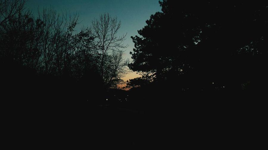 Drop Sky Sunset