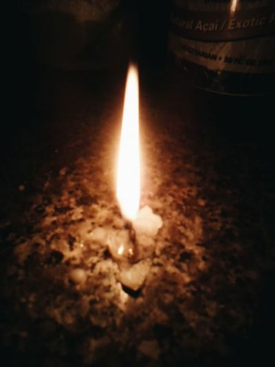 Candle light! Taking Photos Check This Out