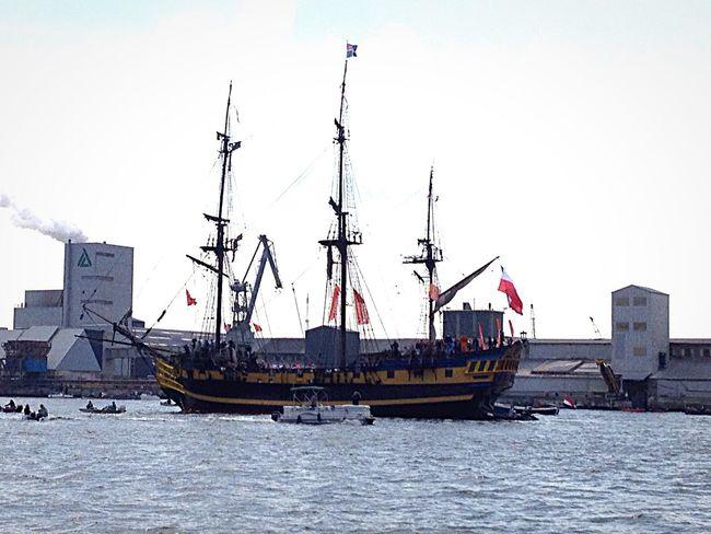 Sail Amsterdam 2015 Sailamsterdam Tallships Ship Netherlands Water River