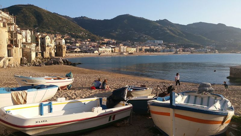 Beach Outdoors Italy🇮🇹 Italy Italia Ancient Architecture Old Town Travel Destinations Sicily Sicilia Travel Photography Travel Water Water_collection