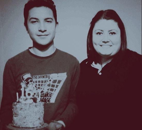Ablasının Kuzusu 16 Oldu Bile :) Happy Birthday! Surprise!