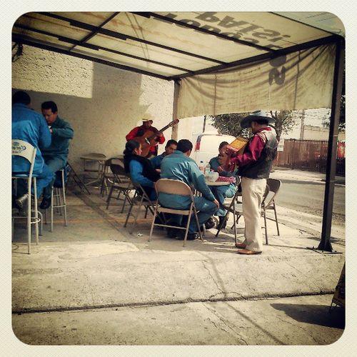 Hasta con música y todo Norteños AmoAMiMéxico