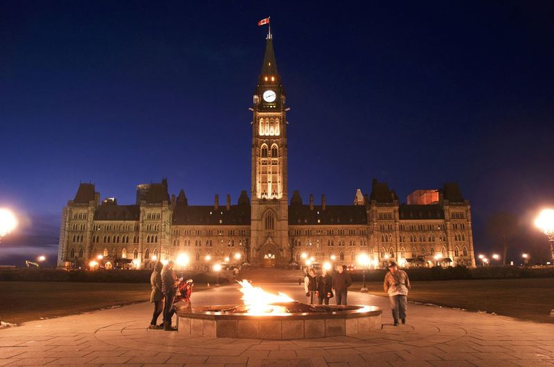 Taking Photos Canada Ottawa Parliament Night Night Photography The night in Ottawa, the capital city of Canada. First Eyeem Photo