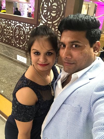 Me with my wife.... Looking At Camera Portrait Two People Emotion Young Adult Lifestyles Real People Togetherness Smiling Bonding Love Happiness Positive Emotion Couple - Relationship