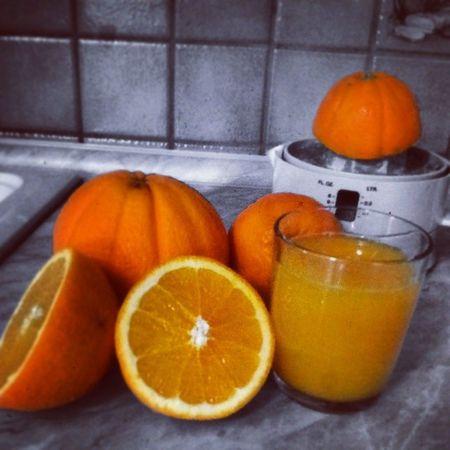 Raccolto e mangiato...ehm bevuto Orangejuice Succodarancia Orange Arancia Spremuta Natura