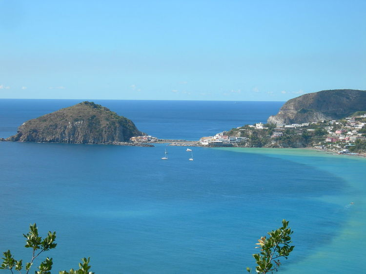 Sant'Angelo ischia (Italy ) Sea View Landscape Photography Tirreno Italy