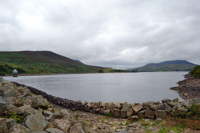 Lake Wales Water Rocks Nature North Wales United Kingdom EyeEm Best Shots - Landscape EyeEm EyeEm Best Shots