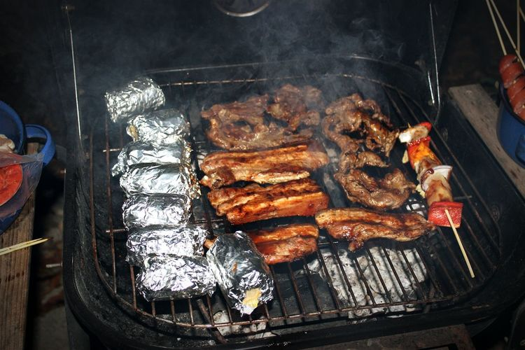 Bbq Ribs Bbq Corn Meatlovers Grilling Grilled