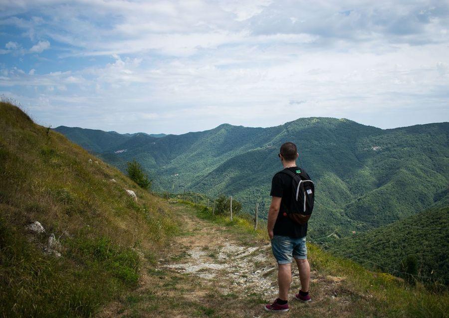 Mountains Love Nature Excursion