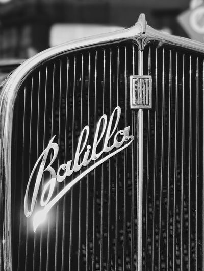 Balilla Reflection IPhoneography Blackandwhite Black And White EyeEm Best Edits EyeEm Best Shots Mobilephotography VSCO Vscocam Car Vintage Vintage Cars Old Iphoneonly Trieste