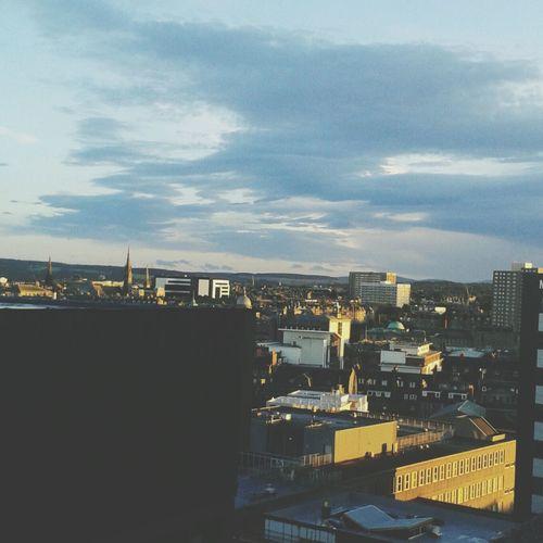beautifull ?Summer Summer Vibes Sun Light Sky And City