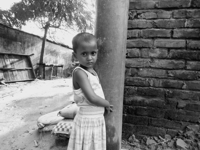 sorrow face, sad girl, crying scene, eve of cry, Baby One Person Childhood Day Babies Only Outdoors Full Length People The Street Photographer - 2017 EyeEm Awards EyeEmNewHere