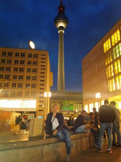 Alexanderplatz Berlin Berlin Love Berlin Photography Berlin Lovers Fernsehturm Fernsehturm Berlin  Liebe Love Architecture City Ichbineinberliner Outdoors Real People Discover Berlin