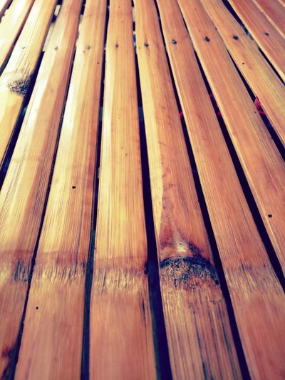 Bamboo Frame Parallel Day Full Frame