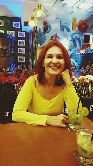 Drinks With Friends Brazilian Woman