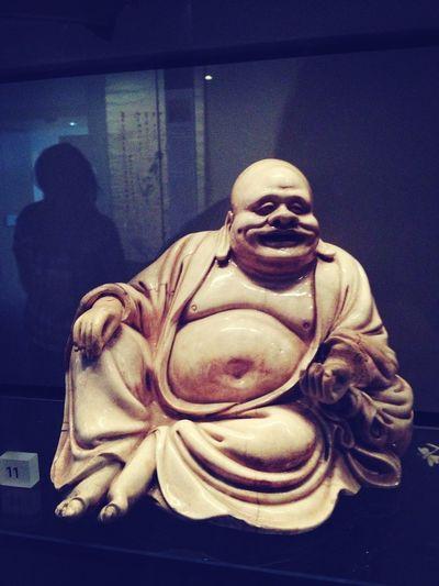 Buddha @Oxford