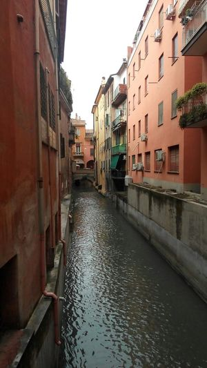 Holidays Summer 2015 Italy Enjoying The View Relaxing Canal City View  Discovering Italy Discovering New Places