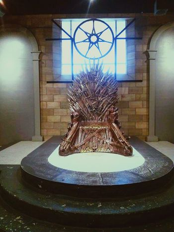 The popular chair. ♥😆 Architecture Game Of Thrones Chair Art Chairswithstories