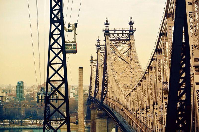 A famous Manhattan Bridge. The Traveler - 2015 EyeEm Awards