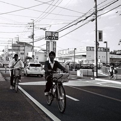 Tondabayashi Japan OSAKA Trip Travel Cymera Cymeraapp VSCO Vscocam Vscofilm Film Filminstagram Filmphotography Ilford Ilfordfilm 35mm Contax Contaxt3 T3 Road People