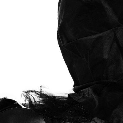 From Sketches Black White Dress Jarkasnajberk