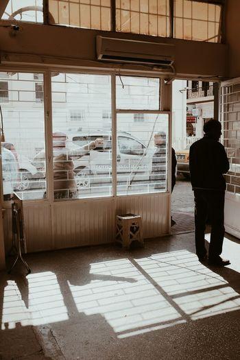 Streetphotography Light And Shadow Tasucu Turkey