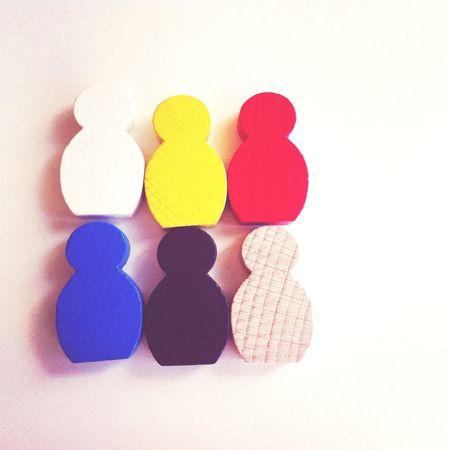Individualisierbare Spielfiguren - flache poeppel zum bekleben. Eben gerade bei uns eingetroffen! Spielfiguren