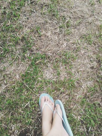 Walk. Feetobsession