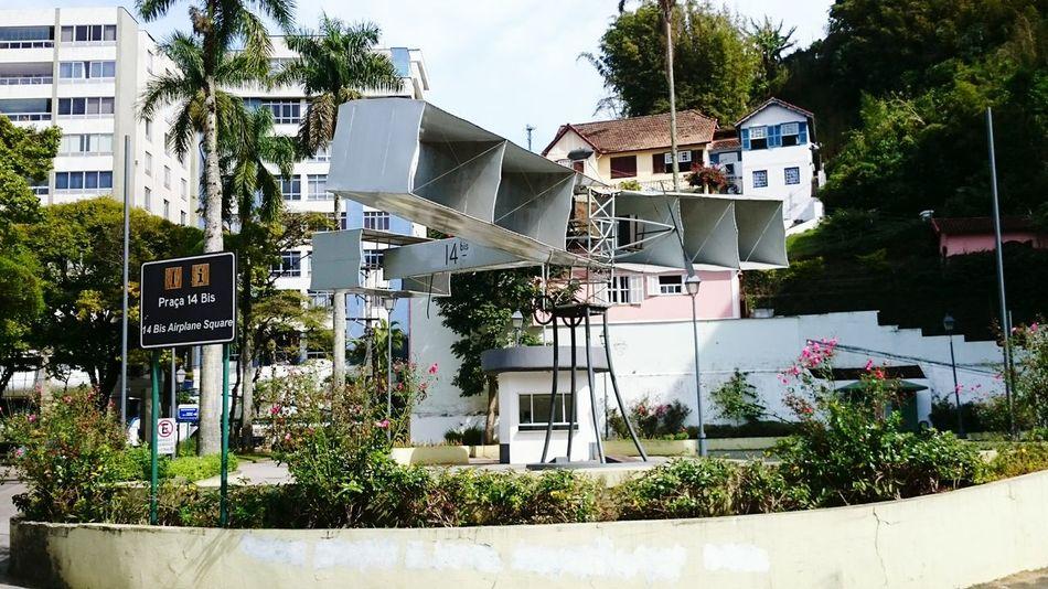 Arquitecture 14bis Santos Dumont