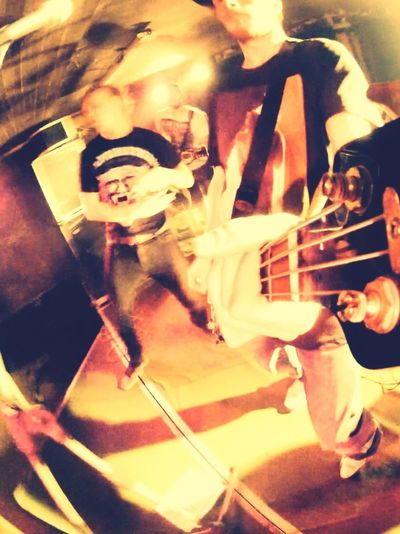 Uberkid Bass Guitar Go Pro Live Music