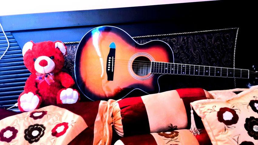 Guitarteddy Boy'steddy Alwar