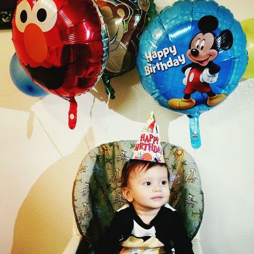 My birthday boy