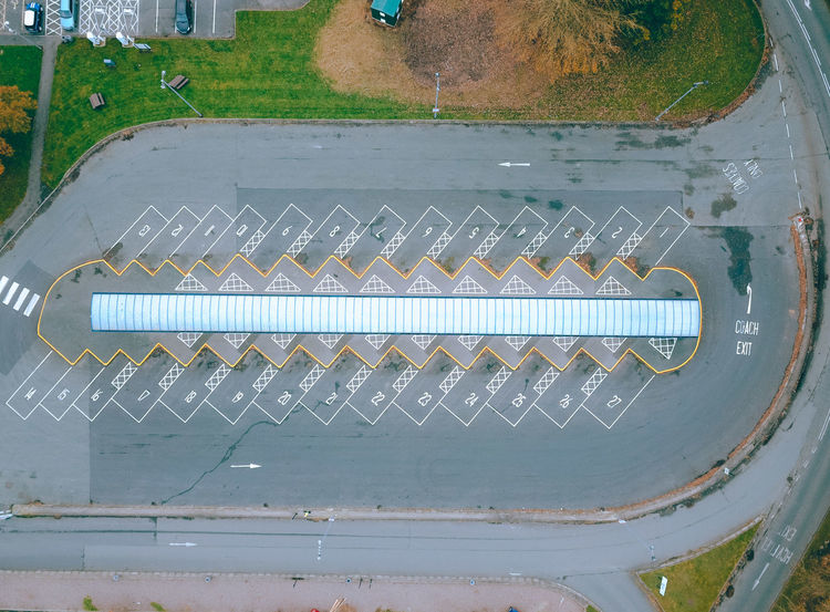 Aerial Shot Car Park Drone  Parking Bay Transportation Aerial View Aerila Views Car Day Dronephotography Droneshot High Angle View Nature No People Outdoors Water