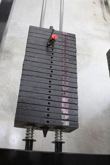 Machine Fitness