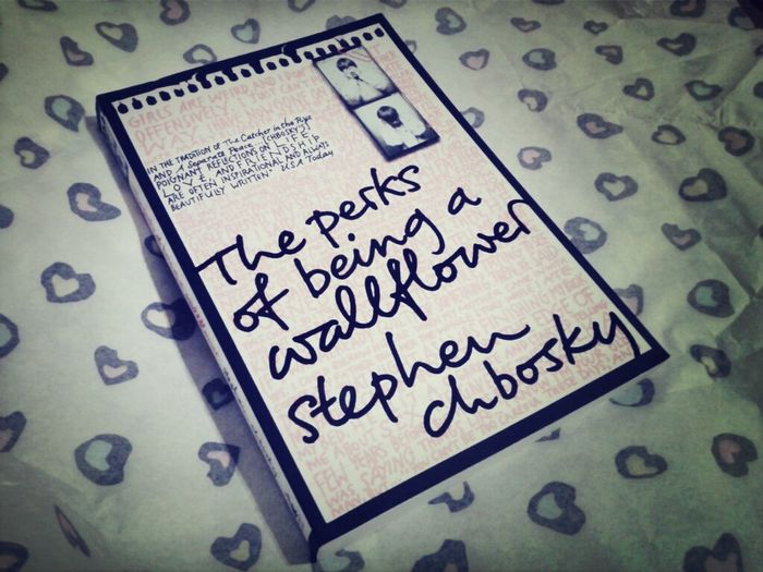 Books The Perks Of Being A Wallflower